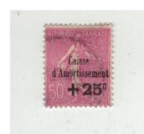 """France Caisse D""""amortissement N°254 Cote 30 € - Oblitérés"""