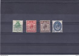 GB 1929 UPU Yvert 179-82 Oblitéré, Used Cote : 20 Euro - Gebraucht