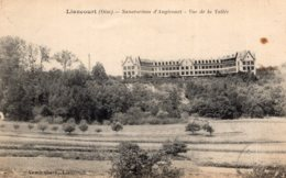 B66613 Cpa Liancourt - Sanatorium D'Angicourt - Liancourt