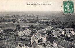 B66627 Cpa Montjavoult - Vue Generale - Montjavoult