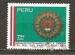 Perú  Nº Yvert  Aéreo 307 (usado) (o) - Peru