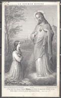 Image Pieuse La Source Divine Bonamy éditeur à Poitiers - Images Religieuses