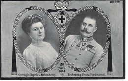 Erzherzog Franz Ferdinand Und Herzogin Sophie - Non Classés