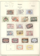 Belgique Lot N°20 Cote 23€ - 1895-1913