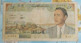 50 Dirham 1969 - Morocco