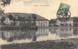 Toul - Port Du Canal - Toul