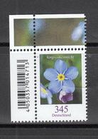 Deutschland BRD **  3324 Blumen Vergissmeinnicht Neuausgabe 10.8.2017 - Ongebruikt