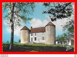 CPSM/gf (16) VALENCE.  Le Château De Bourgon...S980 - France