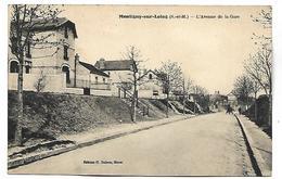 MONTIGNY SUR LOING - L'avenue De La Gare - Sin Clasificación