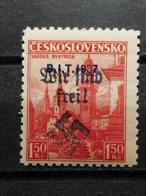 Sudetenland Rumburg Mi-Nr.382** Postfrisch - Sudètes