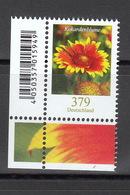 Deutschland BRD ** 3399  Kokardenblume Eckrand Ausgabe 12.7.23018 - Nuevos