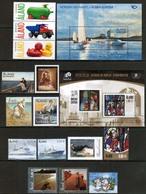 2010 Aland Islands Complete Year Set Mnh. - Aland