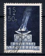 D(VEI) 20 ++ AUSTRIA ÖSTERREICH 1948 PLATTENFEHLER 863IV GESTEMPELD - 1945-60 Gebraucht