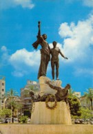 Beirut - The Martyrs' Statue - Libanon