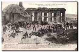 CPA Bataille De Champigny Le Four A Chaux 12 Decembre 1870 Militaria - Champigny Sur Marne