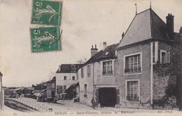 Senlis, Quartier Saint Etienne ,scierie De Marbre - Senlis