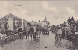 55 - DANNEVOUX - CARTE ALLEMANDE - France