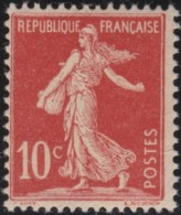 France .    Yvert       .   134         .   *     .   Neuf Avec Charnière  .   /   .   Mint-hinged - Frankreich
