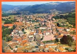 88 LE  VAL D'AJOL Vue Générale Aérienne Centre CIM  Carte Vierge TBE - Autres Communes