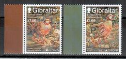 Gibraltar 2019 EUROPA ** - 2019