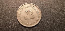 Emirat Arabe Unis : 25 Fils 1987 - Verenigde Arabische Emiraten