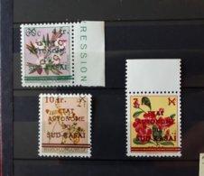 Etat Autonome Du Sud-Kasai 1961 : Y&T N° 9, 12, 13 ** & - South-Kasaï