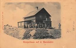 STATZERHAUS Auf D. HUNDSTEIN AUSTRI~1902 PHOTO POSTCARD 45787 - Österreich