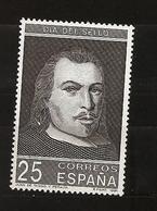 Espagne España 1991 N° 2720 ** Journée Du Timbre, Tableau, Juan De Tassis Y Peralta, Poète, Baroque, Cultisme, Satire - 1991-00 Nuevos & Fijasellos