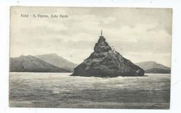 St.vincent Farol Cabo Verde Unused Postcard - St. Vincent Und Die Grenadinen