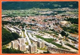 88 REMIREMONT Vue Générale Aérienne Rhumont HLM Et Ville CIM Carte Vierge TBE - Remiremont