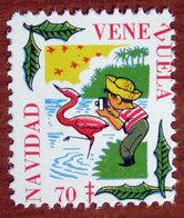 1970 VENEZUELA Navidad  Campagna Tubercolosi TBC Cindarella Vignetta Erinnofilo - Nuovo - Cinderellas