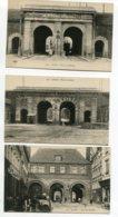 59 LILLE 3 Cartes Porte De Roubaix Tonneaux - Porte De Bethune - Porte De Douai 1910   D09 2020 - Lille
