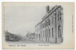 Salutari Din Braila, Strada Prusiana - Romania