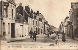 45 - MONTARGIS - LE FAUBOURG DE LYON - Montargis