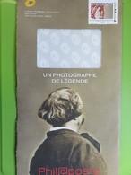 Philaposte - PAP International 250 G - Félix Nadar - Un Photographe De Légende - Phil@poste - Timbre Sabine - Prêts-à-poster:Stamped On Demand & Semi-official Overprinting (1995-...)