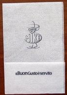 Tovagliolino Caffè TOVAGLIOLO CARTA Bar Caffè' MIKE - Servilletas Publicitarias