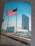 USA, NEW YORK CITI, UNITED NATIONS BUILDINGS, 1964 - Autres Monuments, édifices