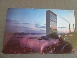 USA,  UNITED NATIONS BUILDINGS,  NEW YORK CITI - Autres Monuments, édifices