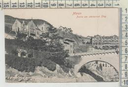 MERAN PARTIE AM STEINERNEN STEG  1906 - Merano