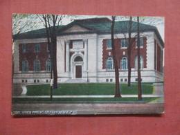 Library    New York > Utica>> Ref 4024 - Utica