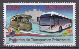 MONACO 2014 Mi.nr.:3183 Öffentlicher Nahverkehr  OBLITÉRÉS / USED / GESTEMPELD - Gebraucht