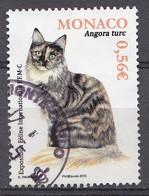 MONACO 2013 Mi.nr.: 3118 Internationale Katzenausstellung  OBLITÉRÉS / USED / GESTEMPELD - Gebraucht