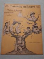 L Assiette Au Beurre  Numéro Spécial L Arbre Genealogique - Livres, BD, Revues