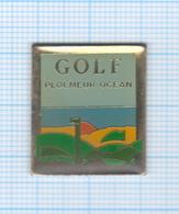 Pin's Golf Ploemeur Océan – 56 Morbihan - Golf