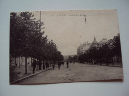 Anvers  Avenue Des Arts - Antwerpen