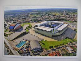 BRAZIL / BRASIL - POST CARD ESTADIO / STADIUM / STADE , ARENA PANTANAL IN CUIABA IN THE STATE - Soccer