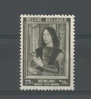 Belgium 1939 H. Memling OCB 512 ** - Belgium