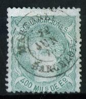 ESPAÑA-Yv. 110-N-20305 - 1870-72 Régence