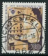 BERLIN 1969 Nr 344 Zentrisch Gestempelt X8943D6 - [5] Berlin