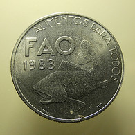 Portugal 25 Escudos 1983 FAO - Portugal